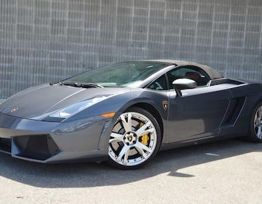 2006 Lamborghini Gallardo w/ Navigation and Back Up Cam! 520HP! AWD! Convertible