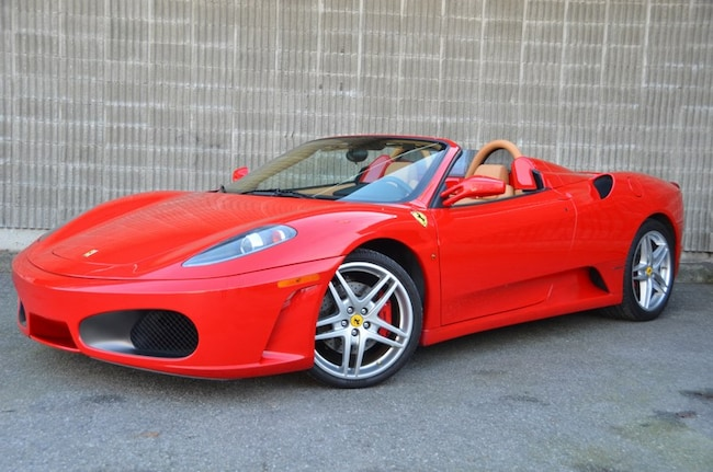 2006 Ferrari F430 Spider! Clean CARFAX History No Accidents! Convertible