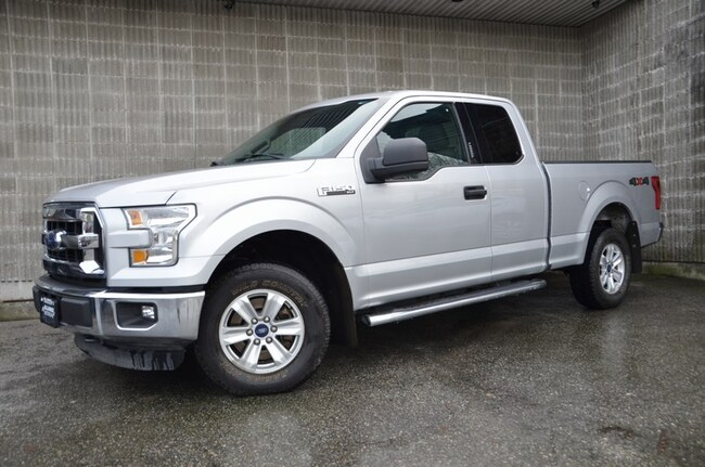 2015 Ford F-150 XLT 4x4! V-6! No Accidents! Truck