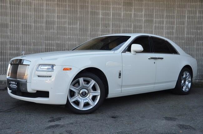 2012 Rolls-Royce Ghost No Accidents! 6.6L V12 48V Twin Turbo Engine!  Sedan