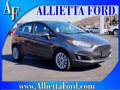 2018 Ford Fiesta Titanium Hatchback