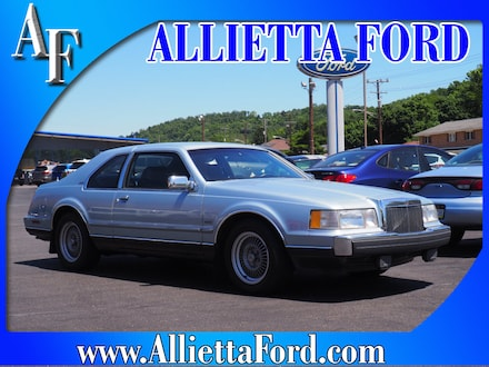 1987 Lincoln Mark VII LSC LSC  Coupe