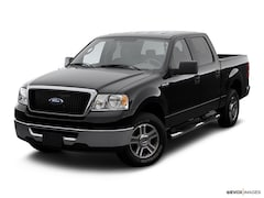 2007 Ford F-150 SuperCrew Truck SuperCrew Cab