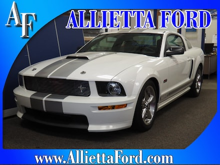 2007 Ford Mustang Shelby GT Fastback Coupe
