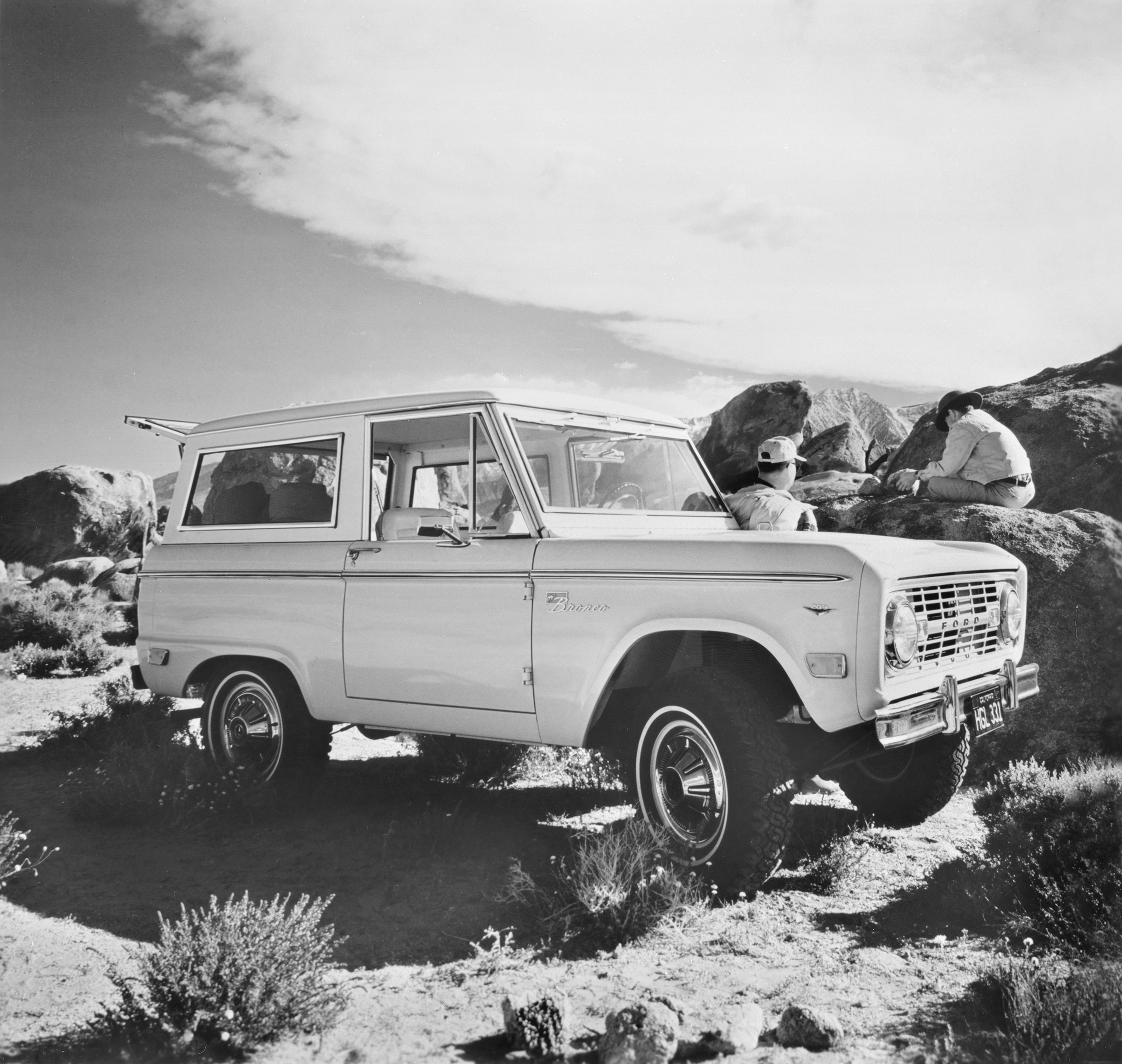 Photo 1968 Ford Bronco