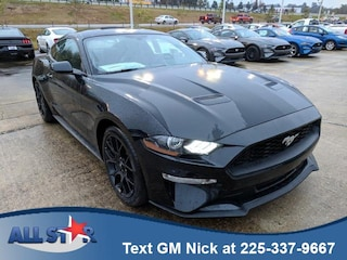 2018 Ford Mustang Ecoboost Premium Fastback Car