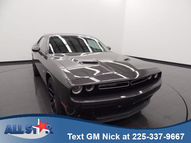 2015 Dodge Challenger 2dr Cpe R/T Plus Car