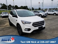 New 2018 Ford Escape SE FWD Sport Utility near Baton Rouge