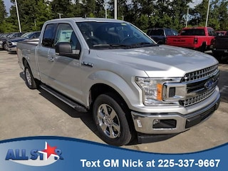 2019 Ford F-150 XLT 2WD Supercab 6.5 Box Extended Cab Pickup