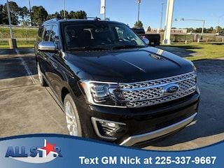 2018 Ford Expedition Max Platinum 4x2 Sport Utility