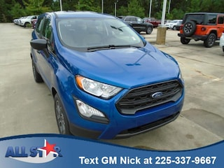 2018 Ford EcoSport S FWD Sport Utility