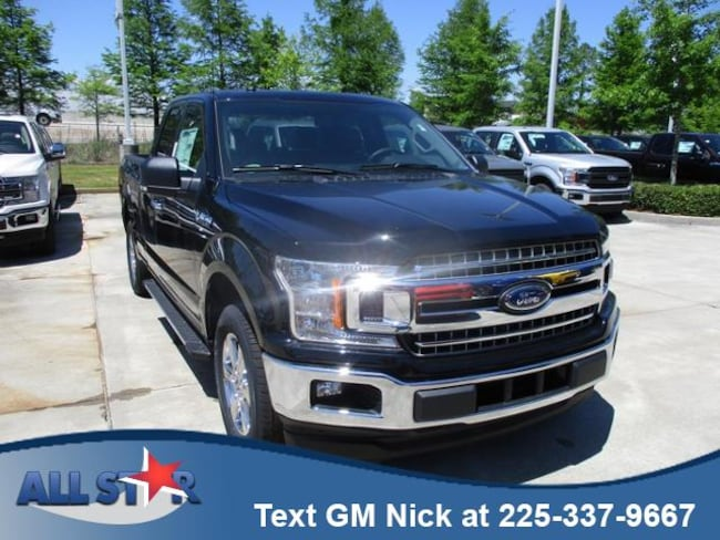 New 2018 Ford F-150 XLT 2WD Supercab 6.5 Box Extended Cab Pickup For Sale /Lease Denham Springs, Louisiana