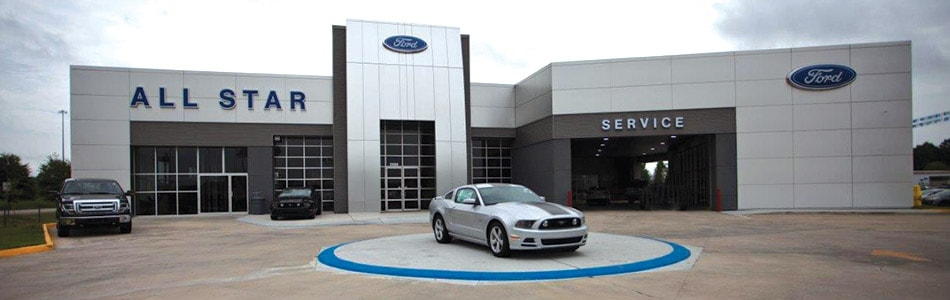 Ford Dealership Baton Rouge >> About All Star Ford New Used Car Truck Dealer Denham