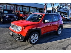 2018 Jeep Renegade LIMITED 4X2 Sport Utility