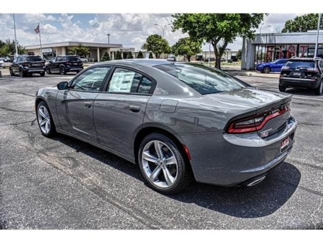 Dodge Charger Gas Mileage >> New 2018 Dodge Charger Sxt Plus Rwd Leather For Sale Amarillo Tx