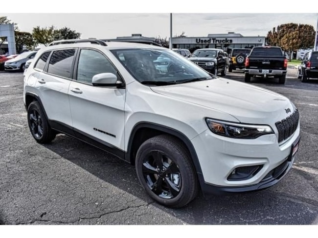New 2019 Jeep Cherokee ALTITUDE 4X4 For Sale | Lubbock TX