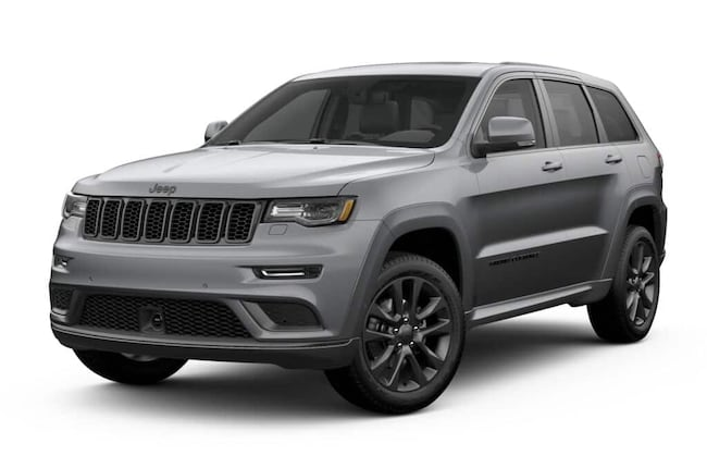 New 2019 Jeep Grand Cherokee HIGH ALTITUDE 4X2 Sport Utility for sale or lease in Denham Springs, LA