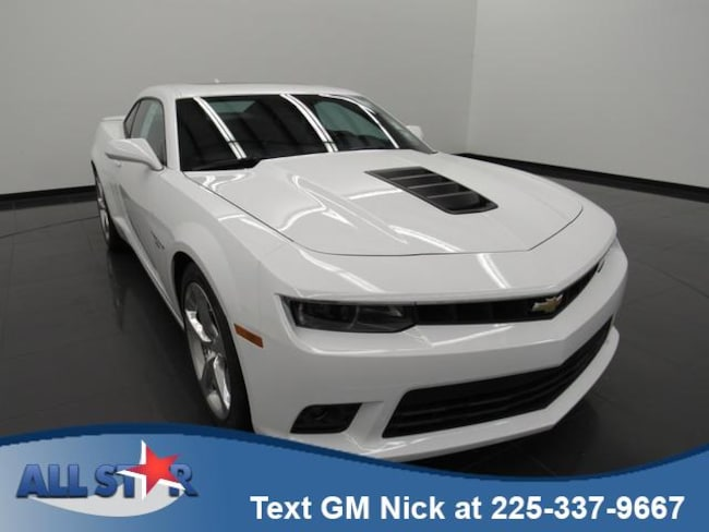 Used 2014 Chevrolet Camaro SS w/2SS Coupe for sale in Denham Springs, LA