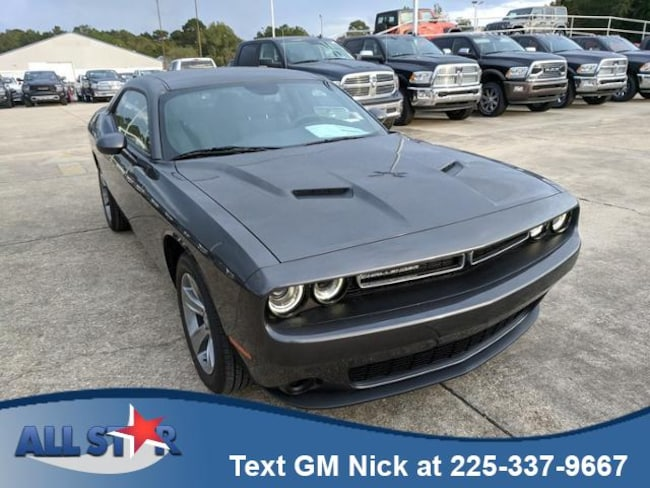 New 2019 Dodge Challenger SXT Coupe for sale or lease in Denham Springs, LA