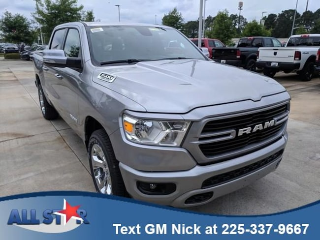 New 2019 Ram 1500 BIG HORN / LONE STAR CREW CAB 4X2 5'7 BOX Crew Cab for sale or lease in Denham Springs, LA