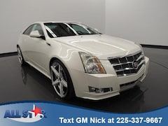 Used 2012 CADILLAC CTS Premium Coupe for sale in Denham Springs, LA