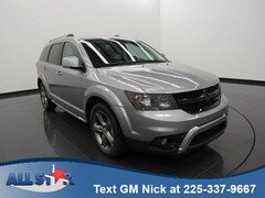 Certified Pre-owned 2017 Dodge Journey Crossroad SUV for sale in Denham Springs, LA
