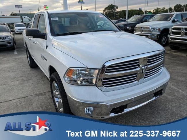 New 2018 Ram 1500 BIG HORN QUAD CAB 4X4 6'4 BOX Quad Cab for sale or lease in Denham Springs, LA