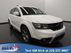 Certified Pre-owned 2018 Dodge Journey Crossroad SUV for sale in Denham Springs, LA