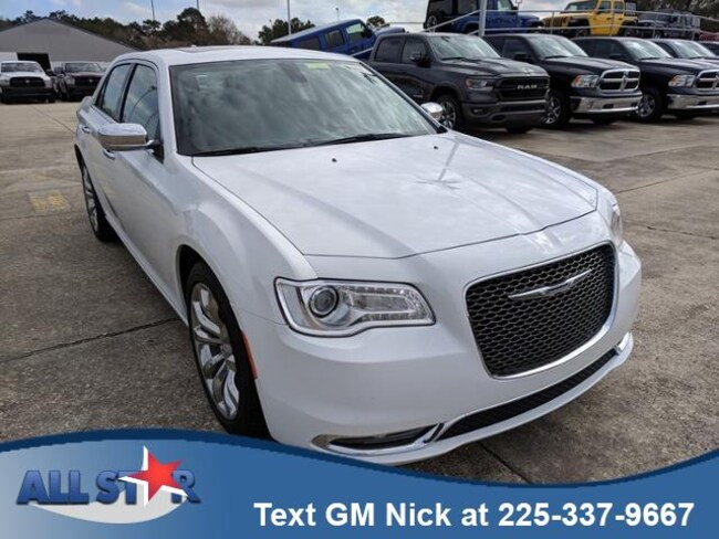 New 2019 Chrysler 300 LIMITED Sedan for sale or lease in Denham Springs, LA