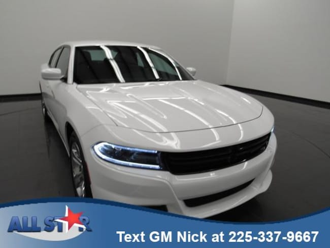 Certified Pre-owned 2018 Dodge Charger SXT Plus Sedan for sale in Denham Springs, LA