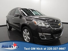 Used 2016 Chevrolet Traverse LTZ SUV for sale in Denham Springs, LA
