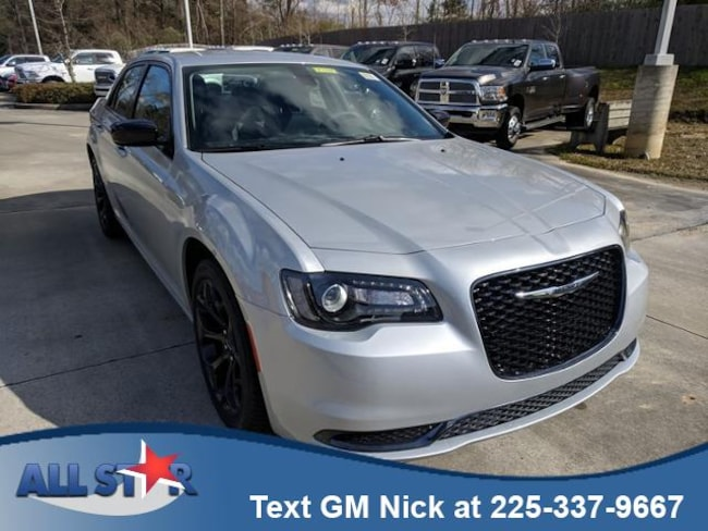 New 2019 Chrysler 300 TOURING Sedan for sale or lease in Denham Springs, LA