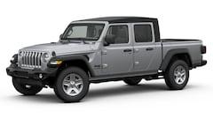 New 2020 Jeep Gladiator SPORT S 4X4 Crew Cab Denham Springs, LA