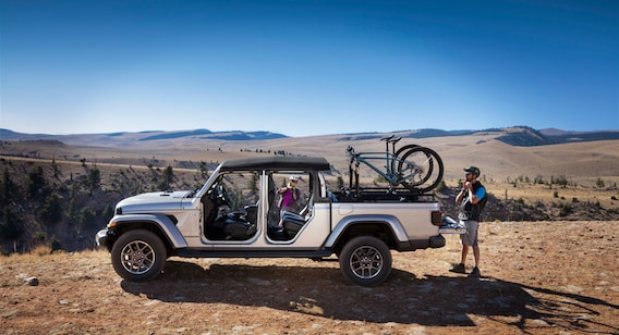 New 2020 Jeep Gladiator In Denham Springs Near Baton Rouge All Star Dodge Chrysler Jeep Ram Near Baton Rouge Livingston Parish