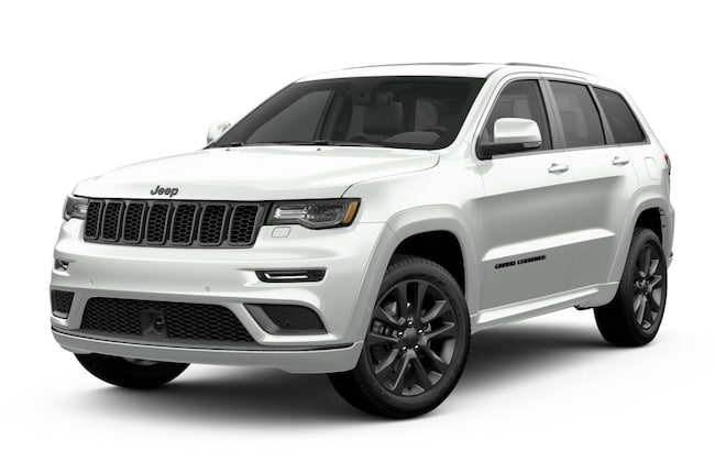 New 2019 Jeep Grand Cherokee HIGH ALTITUDE 4X4 Sport Utility for sale or lease in Denham Springs, LA