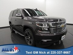 Used 2016 Chevrolet Tahoe LTZ SUV for sale in Denham Springs, LA