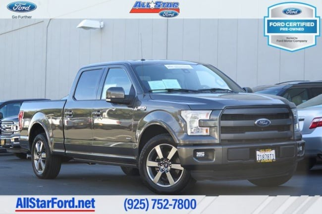 2015 Ford F-150 Truck SuperCrew Cab in Pittsburg, CA