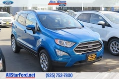 New 2018 Ford EcoSport SE SUV 83412 for sale in Pittsburg, CA