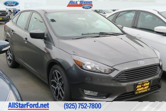 New 2018 Ford Focus SE Sedan for sale in Pittsburg, CA