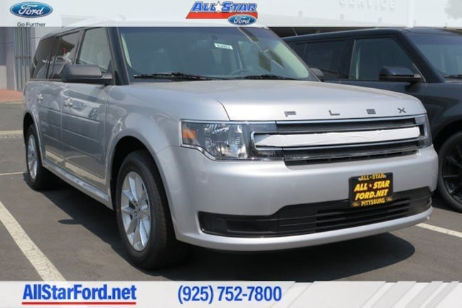 New 2019 Ford Flex SE SUV for sale in Pittsburg, CA