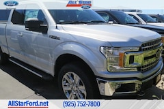 New 2018 Ford F-150 XLT Truck SuperCab Styleside 83153 For Sale In Pittsburg, CA