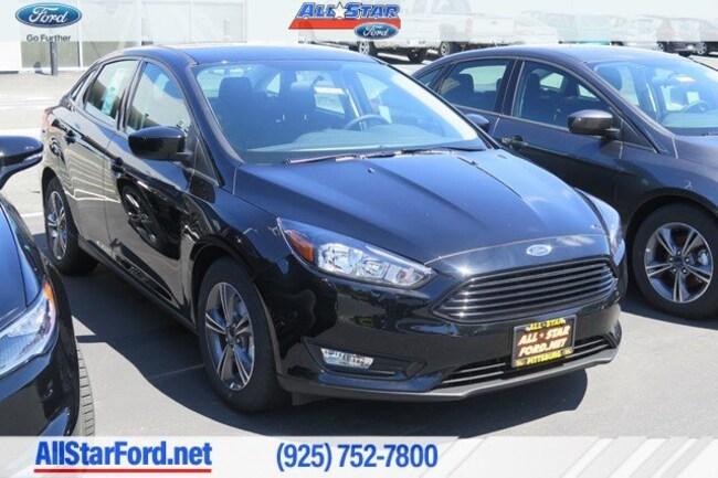 New 2018 Ford Focus SE Sedan for sale in Pittsburg, CA