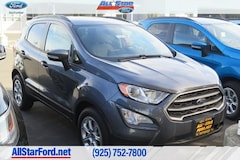 New 2018 Ford EcoSport SE SUV 83413 for sale in Pittsburg, CA