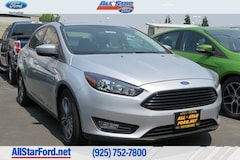 New 2018 Ford Focus SE Sedan 82628 for sale in Pittsburg, CA