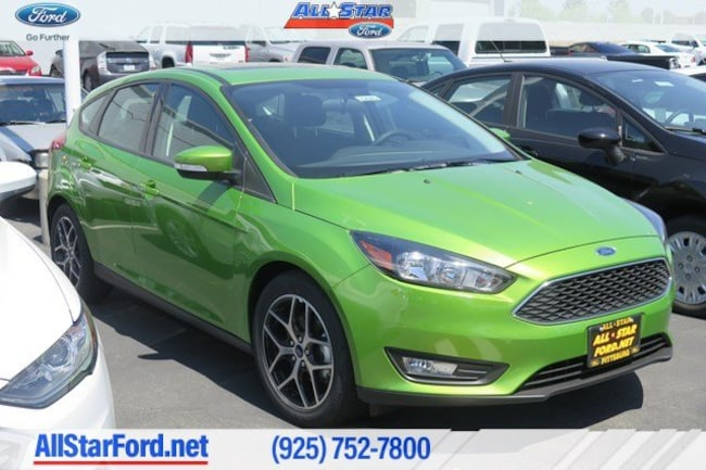 New 2018 Ford Focus SEL Hatchback for sale in Pittsburg, CA