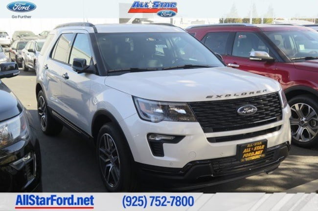 Ford Explorer Sport For Sale >> New 2019 Ford Explorer For Sale In Pittsburg Ca Near Antioch