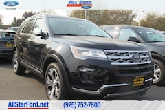 New 2019 Ford Explorer Limited SUV 83496 for sale in Pittsburg, CA