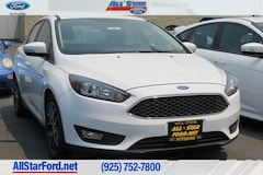 New 2018 Ford Focus SEL Sedan 82481 for sale in Pittsburg, CA