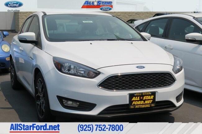 New 2018 Ford Focus SEL Sedan for sale in Pittsburg, CA
