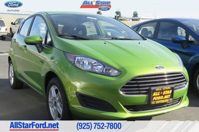 New 2018 Ford Fiesta SE Hatchback for sale in Pittsburg, CA